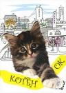 КОТЕНОК - Само название фильма не оставляет вариантов для определения главного героя фильма. Да, это котенок. О нем, о  любящих его детях и родителях, о всех тех, кто любит кошек - этот фильм.