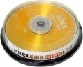 MIREX GOLD CD-R 700Mb 24x (Cake 10)