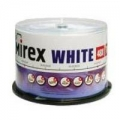 MIREX CD-R 700Mb 48x white (Cake 50)