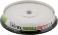 MIREX CD-R 700Mb 48x printable (Cake 10)