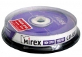 MIREX CD-RW 700Mb 16-24x ULTRA SPEED (Cake 10)