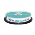 MIREX CD-RW 700Mb 4-12x HI-SPEED (Cake 10)
