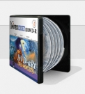 MIREX DVD+R 4,7Gb 16x DVD-aRt NEW HORIZONS Портмоне (10 dvd-r)