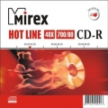 MIREX Hot Line CD-R 700Mb 48x