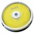 MIREX DVD-R 4,7Gb 16x (Cake 10)