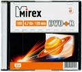 MIREX DVD+R 4,7Gb 16x Slim 5 pack