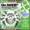 Dr.Web Антивирус 6.0 для 3 ПК на 1 год + 6 мес. в подарок